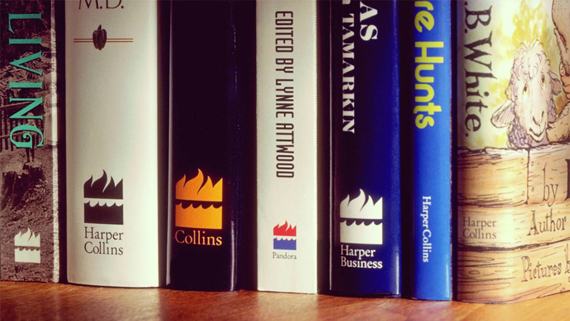 HarperCollins Publishers Case Study