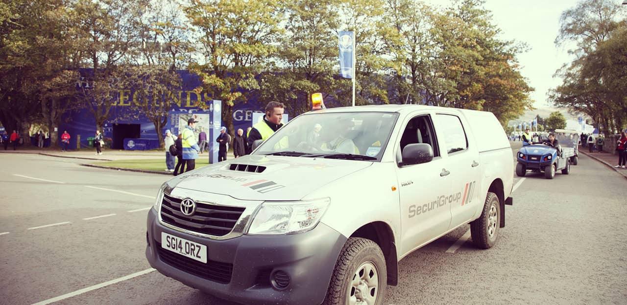 Ryder Cup Mobilisation