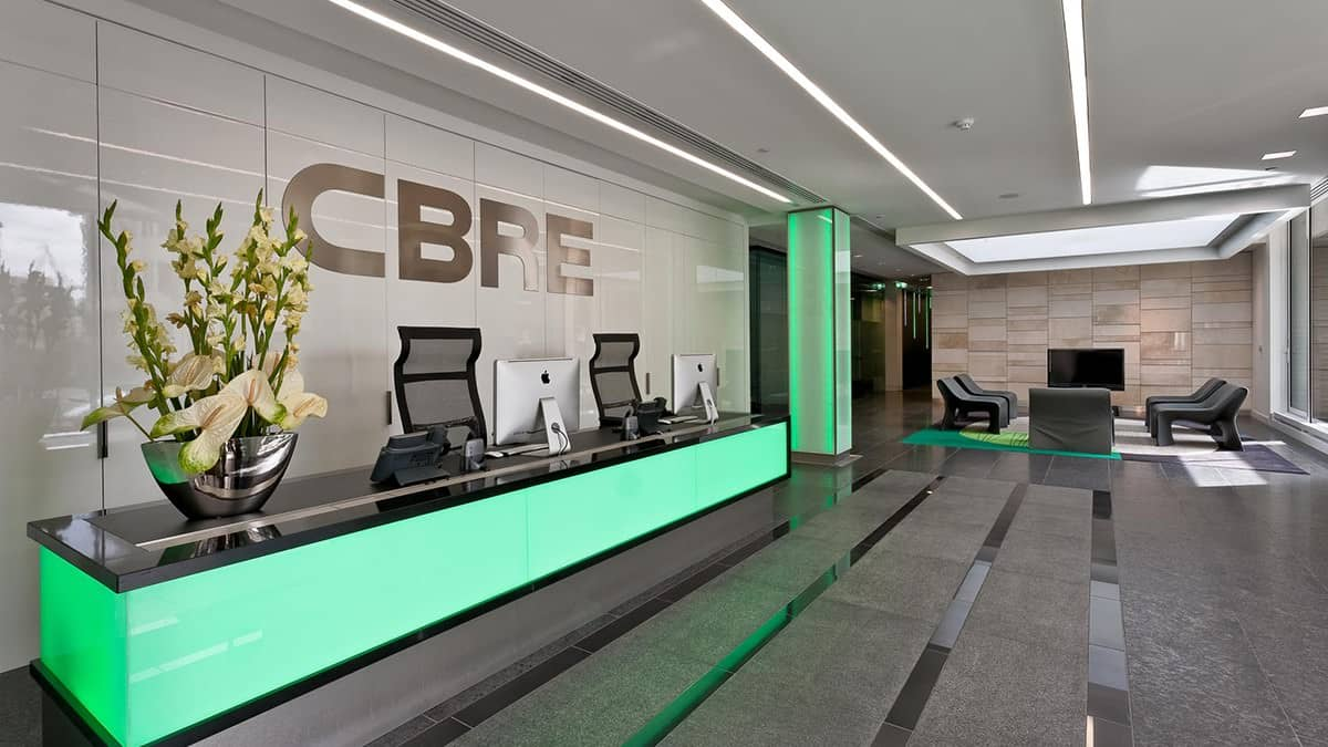 Corporate Security for CBRE - London