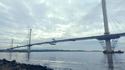 Queensferry Project Nears Completion