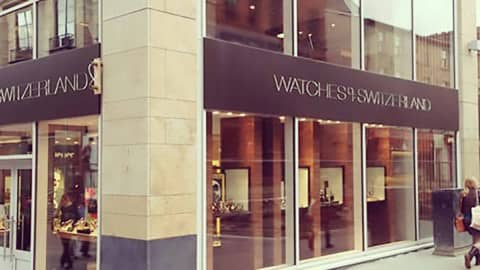 SecuriGroup to Guard Watches of Switzerland