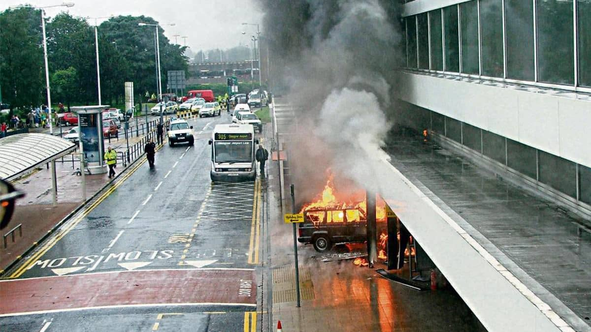 Glasgow Airport Terror Attack: 10 Years On