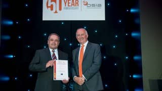 SecuriGroup recognised at BSIA Awards 2017