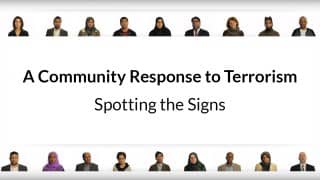 Preventing Extremism: Spot the Signs