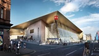 Supporting £104m Queen Street Station Redevelopment