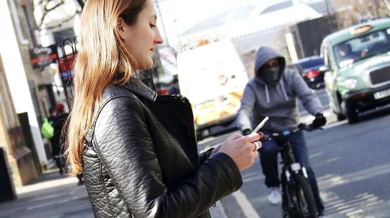 Mobile Phone Theft Prevention