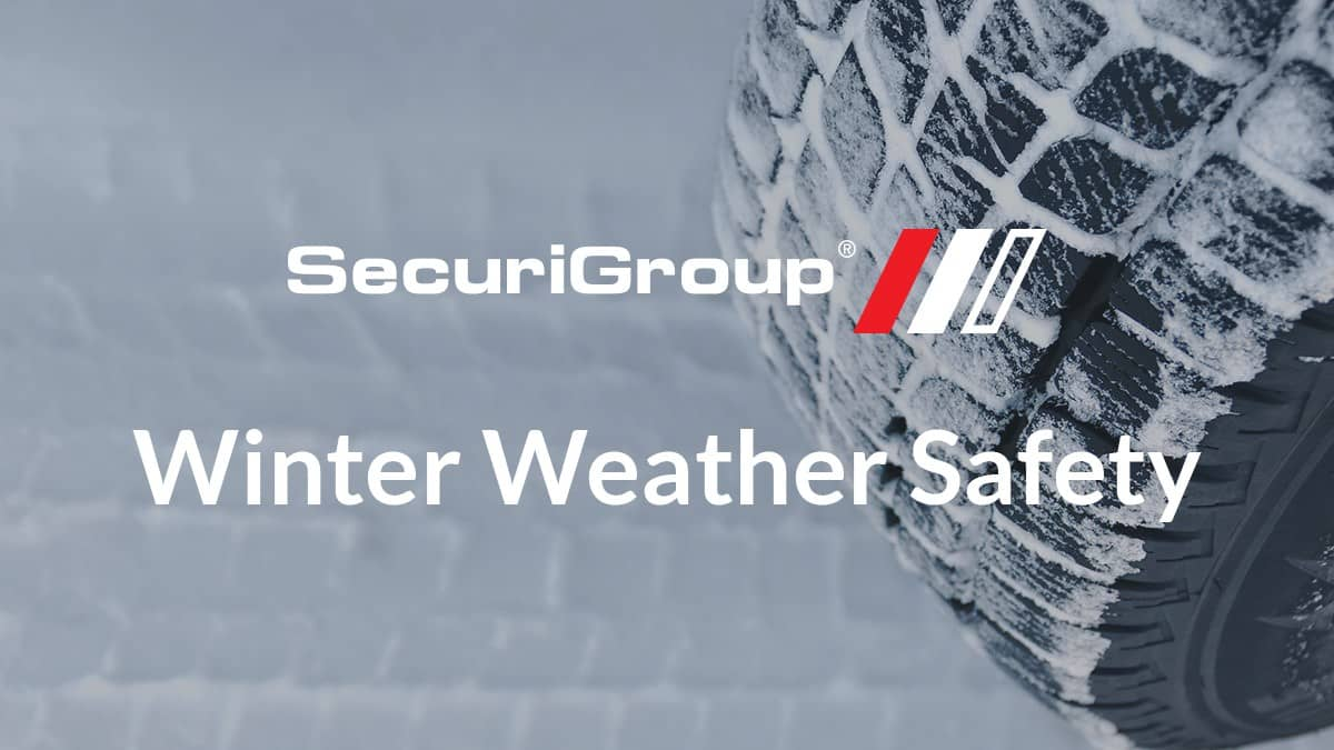 Guidance: Winter Weather Safety