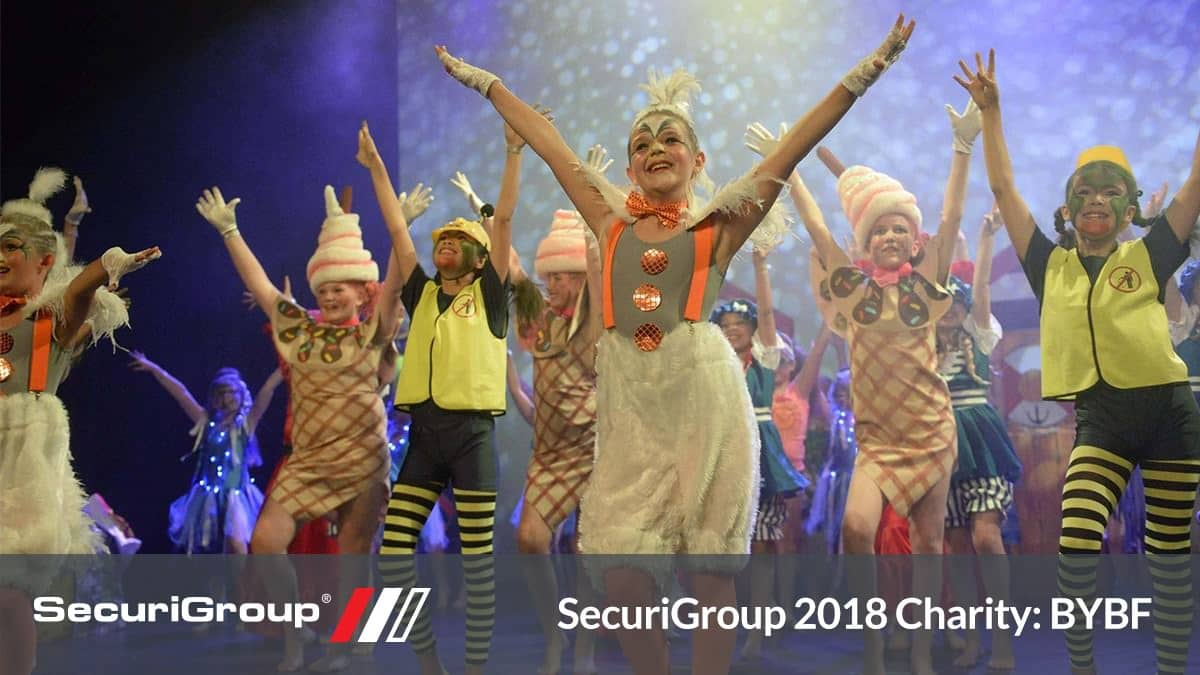 SecuriGroup Charity of 2018: Be Your Best Foundation