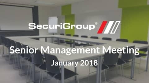 January SMM: European Championships & MCR Mentoring