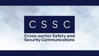 SecuriGroup Attend Largest CSSC Briefing in London