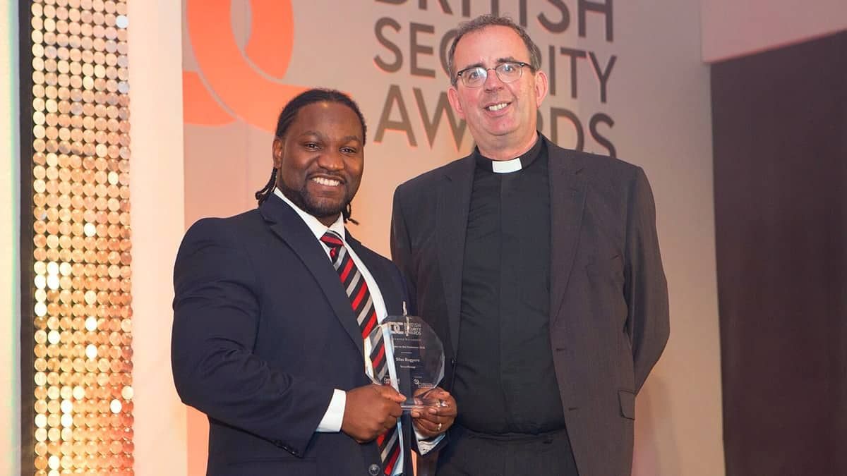 Excellence in Security: British Security Awards 2018