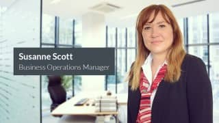 Susanne Scott Appointed as Business Operations Manager