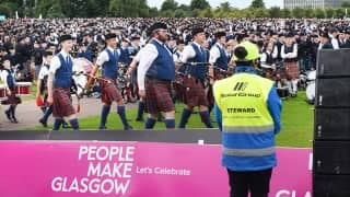 Supporting (& Competing) in the World Pipe Band Championships
