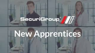 SecuriGroup Takes on New Modern Apprentices