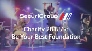 SecuriGroup Charity 2018/9: Be Your Best Foundation