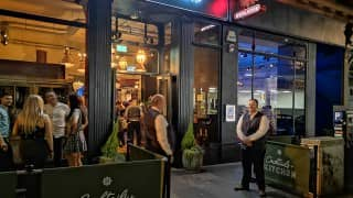 Newest Revolution Bar Choose SGL Security