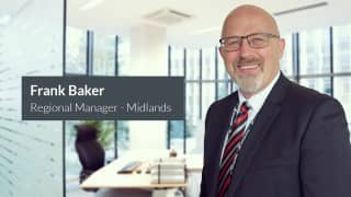 Frank Baker Joins as Midlands Regional Manager