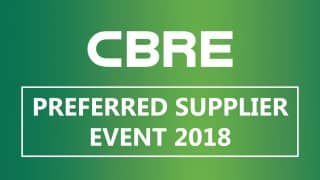 SecuriGroup Attend CBRE Supplier Event 2018