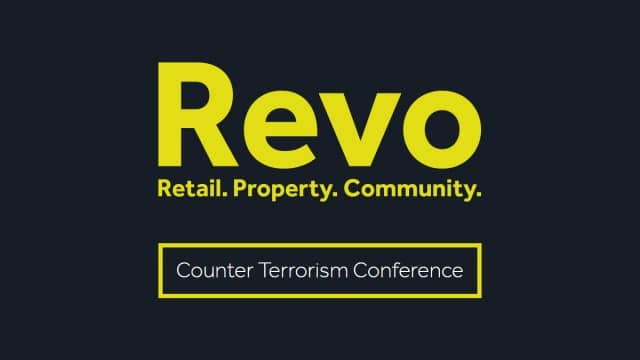 Revo Counter Terrorism Conference in London