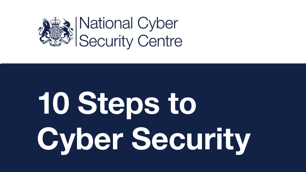 10 Steps To Cyber Security Securigroup Company Updates