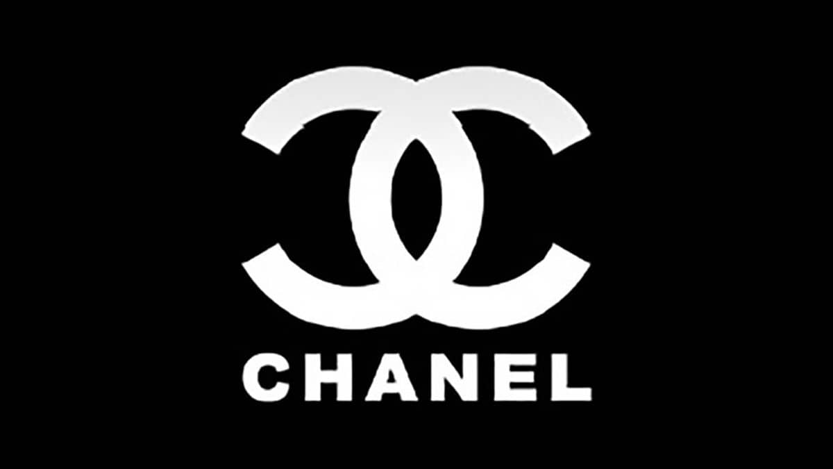 the gallery for gt chanel logo wallpaper black