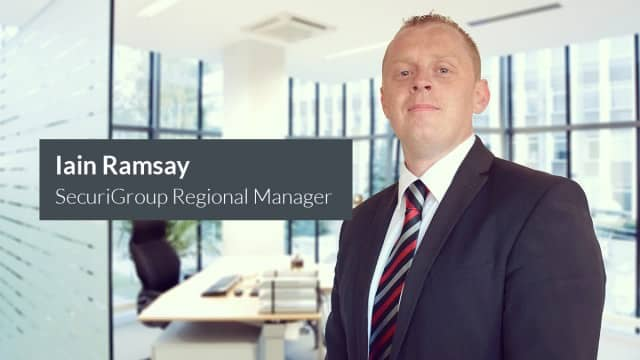 Iain Ramsay Promoted to Regional Manager