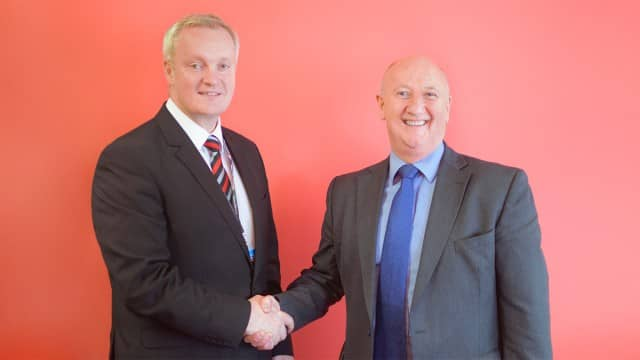Managing Director Meets with New CEO of the BSIA