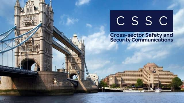 SecuriGroup Attend the CSSC Security Briefing & AGM in London