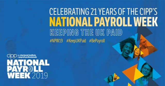 Celebrating National Payroll Week 2019