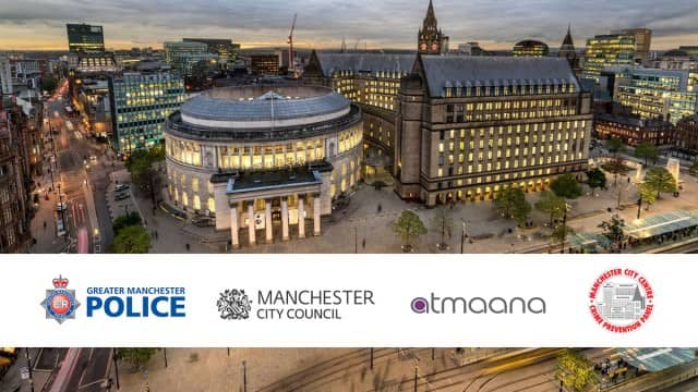 SecuriGroup Sponsors Manchester Security Conference