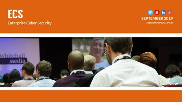 Enterprise Cyber Security Conference & Exhibition 2019
