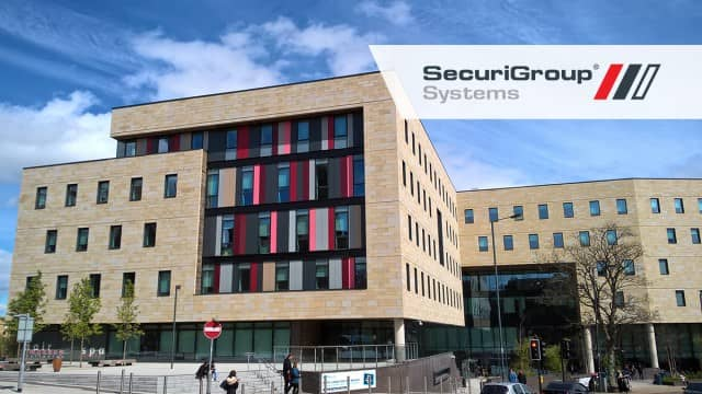 SecuriGroup Upgrade CCTV System at Bradford College