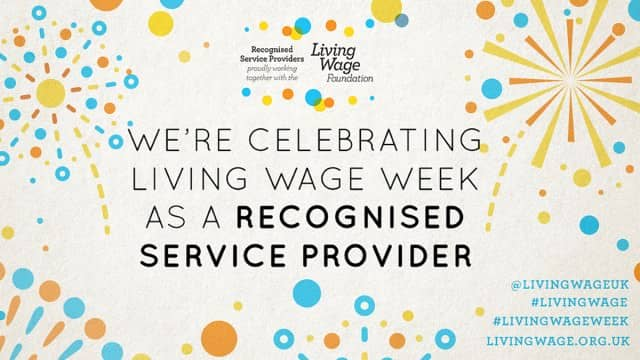 Celebrating Living Wage Week