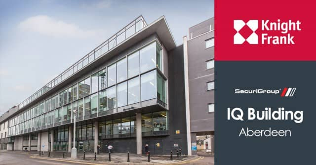 Intelligent Security Solutions at IQ Building