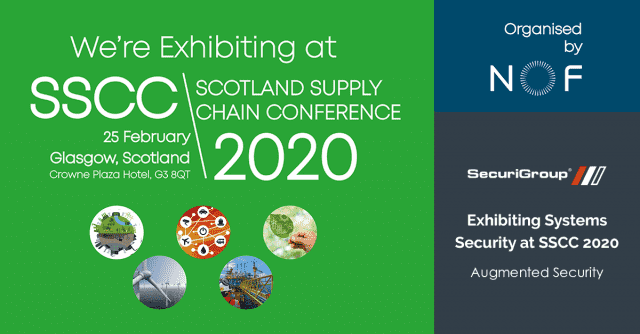 SecuriGroup Systems Exhibiting at SSCC 2020