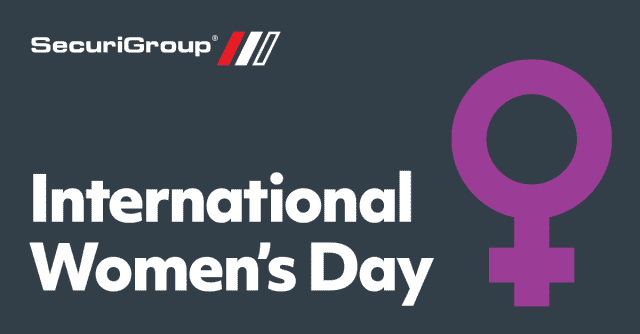 Celebrating Women in Security: International Women's Day