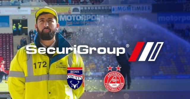 SecuriGroup Aids the Trial Return of Scottish Football Fans
