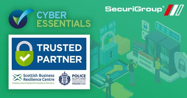 SecuriGroup recognised as SBRC Trusted Partner