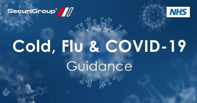 Recognising Cold, Flu, or COVID-19 Symptoms