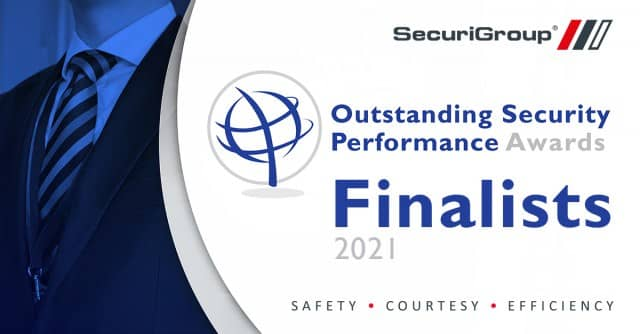 SecuriGroup Finalists In Two OSPAs 2021 Categories