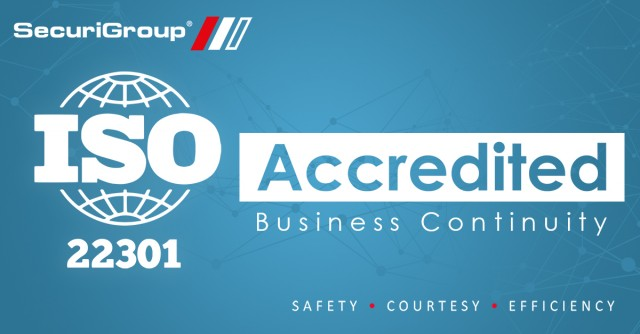 SecuriGroup adds ISO 22301 to its accreditation portfolio