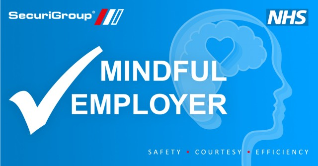 SecuriGroup's Mindful Employer Chartership Continues Company Focus on Mental Health