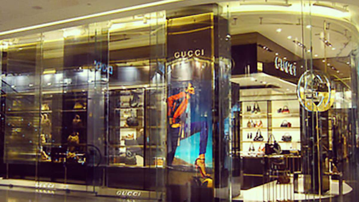 SecuriGroup Appointed to Gucci Westfield Store