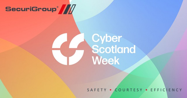 SecuriGroup Supports Cyber Scotland Week