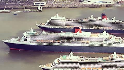 Success for the 3 Queens Event in Liverpool