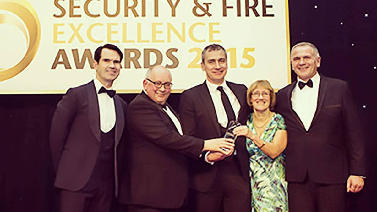 Security Excellence Award Winners in 2015
