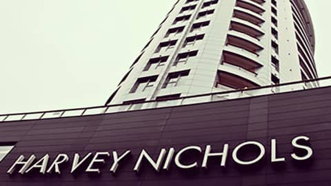 New Harvey Nichols Contract