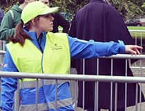 Event Steward/Security
